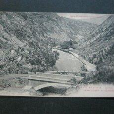 Postales: VALLE DE ARAN-PUENTE DEL REY-LABOUCHE FRERES-67-POSTAL ANTIGUA-(72.610). Lote 210786725