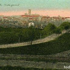 Postales: TARREGA - VISTA GENERAL. Lote 211255635