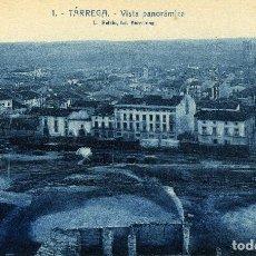 Postales: TARREGA - VISTA PANORAMICA. Lote 211255706