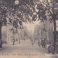 Postales: POSTAL ATV REUS CALLE DE CASTELAR. Lote 211262769