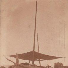 Postales: POSTAL FOTOGRAFICA DE SALOU -TARRAGONA - 1930 VER FOTOS ADJUNTAS -CIRCULADA DESDE MASPUJ. Lote 211271452