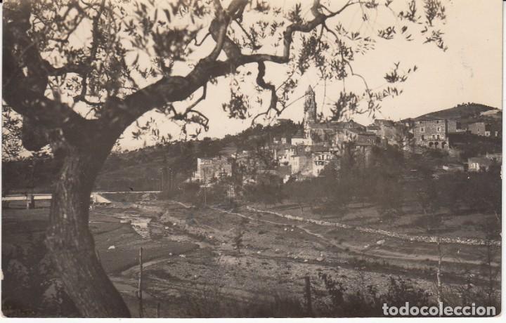 POSTAL FOTOGRAFICA DE MASPUJOLS -TARRAGONA - 1929 VER FOTOS ADJUNTAS - (Postales - España - Cataluña Antigua (hasta 1939))