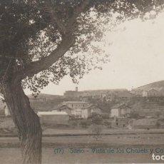 Postales: SURIA . VISTA DE LOS CHALETS Y COLONIA SANTA MARIA ... SIN CIRCULAR. Lote 211427739