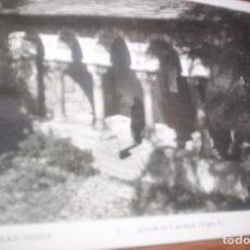Postales: F,C, RIBAS- NURIA - IGLESIA DE CARALPS. Lote 211441149