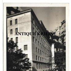Postales: MONTSERRAT Nº 522 APOSENTOS DEL ABAD OLIVA .- EDICION FOTO DOM , O.S.B.. Lote 211453699