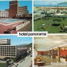 Postales: L'ESTARTIT - HOTEL PANORAMA - VISTAS DIVERSAS. Lote 211488992