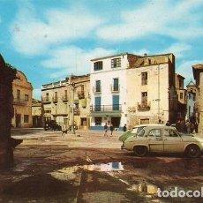 Postales: SANT PERE PESCADOR - PLAZA MAYOR. Lote 211490279