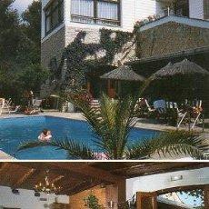 Postales: LLORET DE MAR - HOTEL RESIDENCIA BONSOL. Lote 211490814