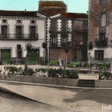 Postales: HORTA DE SAN JUAN. 2 PLAZA CALVO SOTELO. COLOREADA. EDITORIAL FOTOGRÁFICA. Lote 211619215