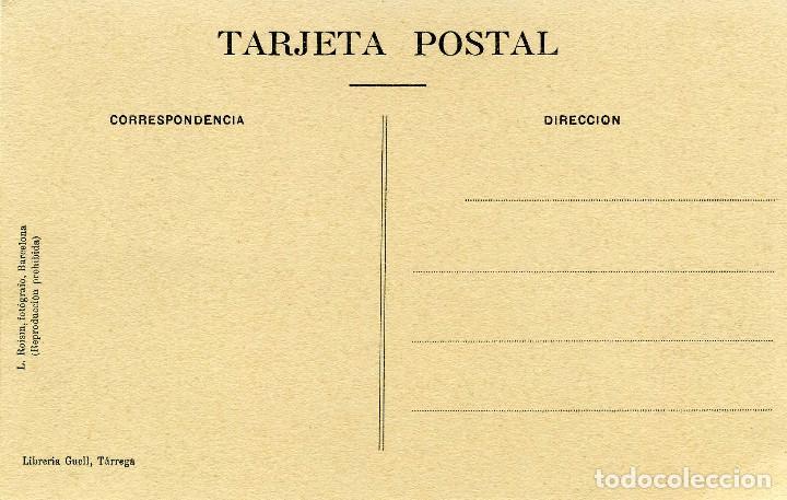 Postales: TÁRREGA - CARRER DE STA. ANA - Foto 2 - 211635817