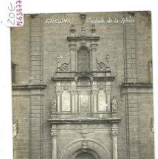 Postales: (PS-63377)POSTAL FOTOGRAFICA DE GUISONA-FACHADA DE LA IGLESIA. Lote 211797691