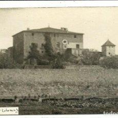 Postales: (PS-63386)POSTAL FOTOGRAFICA DE SANTA COLOMA DE GRAMANET-MASIA CAN PASCALI. Lote 211799292