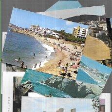 Postales: 10 POSTALES * PLATJA D'ARO * (3). Lote 211994500