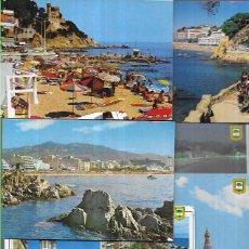 Postales: 10 POSTALES * LLORET DE MAR * (7). Lote 211995222