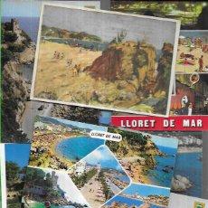 Postales: 10 POSTALES * LLORET DE MAR * (8). Lote 211995500