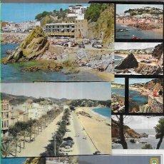 Postales: 10 POSTALES * LLORET DE MAR * (9). Lote 211995777