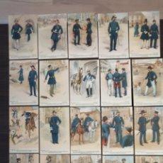 Postales: POSTALES GUARDIA URBANA DE BARCELONA 1844-1971. Lote 212003948