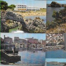 Postales: 10 POSTALES * L' ESCALA * (12). Lote 212005933
