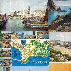 Postales: 10 POSTALES * PALAMÓS * (16). Lote 212007605