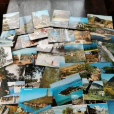 Postales: GRAN LOTE DE POSTALES DE LUGARES DE ESPAÑA, CATALUYA, MADRID, ANDALUCIA, CANARIAS, ETC. Lote 212013442