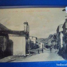 Postales: (PS-63471)POSTAL DE ORGAÑA-PORTAL DE SAN JOSE Y CARRETERA DE LA SEO. Lote 212017701