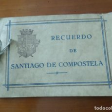 Postales: POSTALES DE SANTIAGO DE COMPOSTELA. Lote 212050953