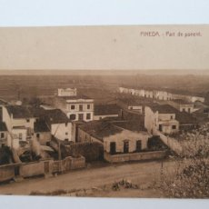 Postales: PINEDA DE MAR - PART DE PONENT - CAT5. Lote 212393420
