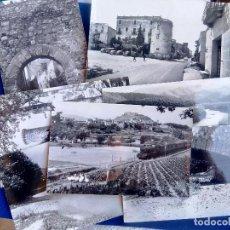 Postales: T-138.- LOTE DE -- 7 -- POSTALES DE -- HOSTALRICH-- VER FOTOS DE TODAS .- FOTO FRIGOLA. Lote 212673731