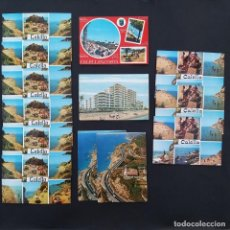 Postales: 5 POSTALES CALELLA TARRAGONA AÑOS 60-70 SE REGALAN REPETIDAS (P7). Lote 212780571