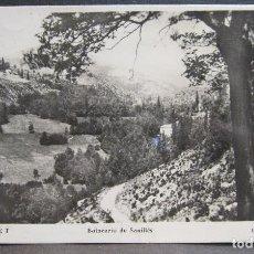 Postales: POSTAL FOTOGRAFICA MARTINET. BALNEARIO DE SANILLÉS. (ED. JOSÉ VIGO.). CIRCULADA 1948. Lote 212925323