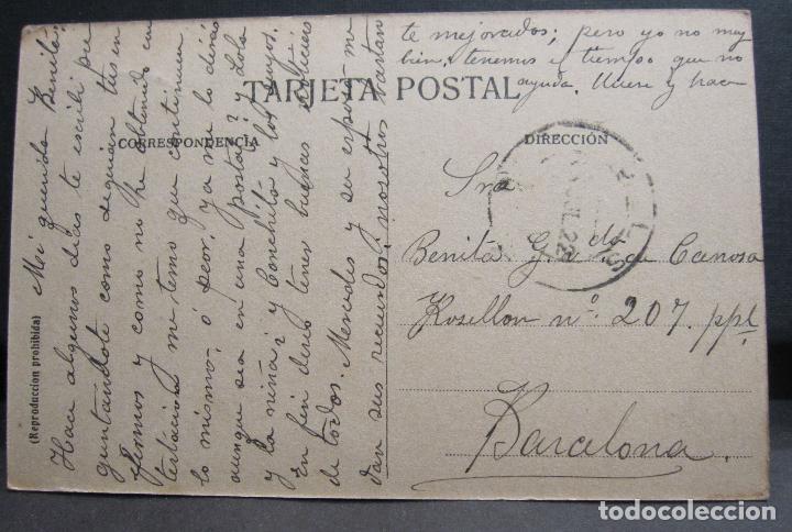 Postales: POSTAL. SANTA COLOMA DE FARNÉS. RIO DE SAN SALVADOR. L. ROISIN, Nº 5 - Foto 3 - 212928622