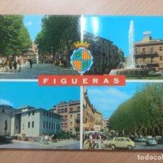 Postales: ANTIGUA TARJETA POSTAL FIGUERAS BARCELONA. Lote 213060181