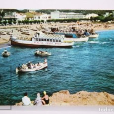 Postales: POSTAL EN COLOR - TOSSA DE MAR. COSTA BRAVA, 476 - FOTO J. UBACH PUIG, BARCELONA. Lote 213239397