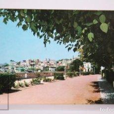 Postales: POSTAL EN COLOR - SAN / SANT POL DE MAR. BARCELONA, ESPAÑA - ED. SCHORR. Lote 213240987