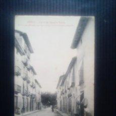 Postales: GRAUS-CALLE DE JOAQUÍN COSTA.. Lote 213683840