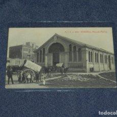 Postales: A.T.V. - 1238 - VENDRELL , MERCADO PUBLICO - 14X9 CM.. Lote 213714956