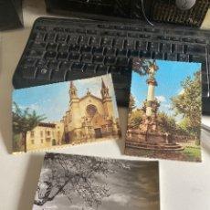 Postales: VILAFRANCA DEL PENEDÈS. Lote 213717991