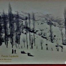 Cartoline: ANTIGUA POSTAL RIBAS (GERONA),5.FUENTE CAPDEVILA.FOTOGRAFO ROISIN.SIN CIRCULAR.. Lote 213896718