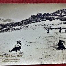 Cartoline: ANTIGUA POSTAL RIBAS (GERONA),10.PISTA CAMP RODÓ. FOTOGRAFO ROISIN.SIN CIRCULAR.. Lote 213898596