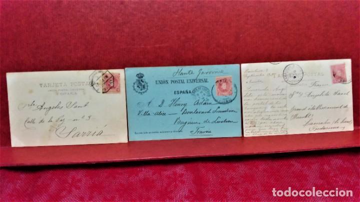 Postales: LOTE 16 POSTALES DE BARCELONA,INICIOS S. XX.VARIOS FOTOGRAFOS. - Foto 8 - 213930917