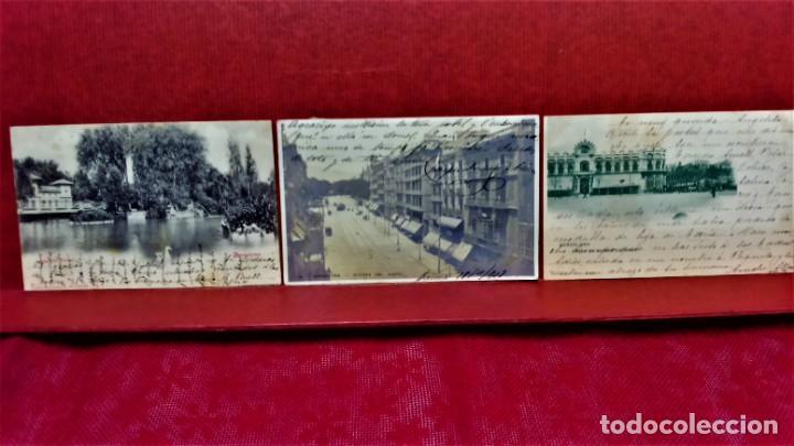 Postales: LOTE 16 POSTALES DE BARCELONA,INICIOS S. XX.VARIOS FOTOGRAFOS. - Foto 11 - 213930917