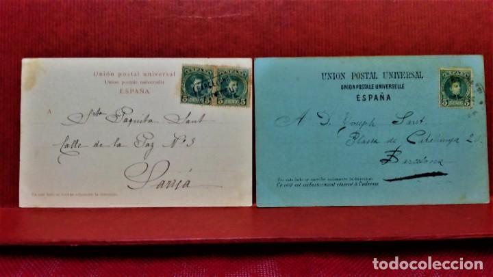 Postales: LOTE 16 POSTALES DE BARCELONA,INICIOS S. XX.VARIOS FOTOGRAFOS. - Foto 15 - 213930917