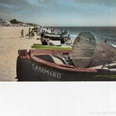 Cartes Postales: CANET DE MAR. 12 LA PLAYA. COLOREADA SOBERANAS. Lote 214010835