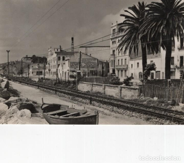 CANET DE MAR. 813 VISTA PARCIAL. CAMPAÑÁ (Postales - España - Cataluña Moderna (desde 1940))