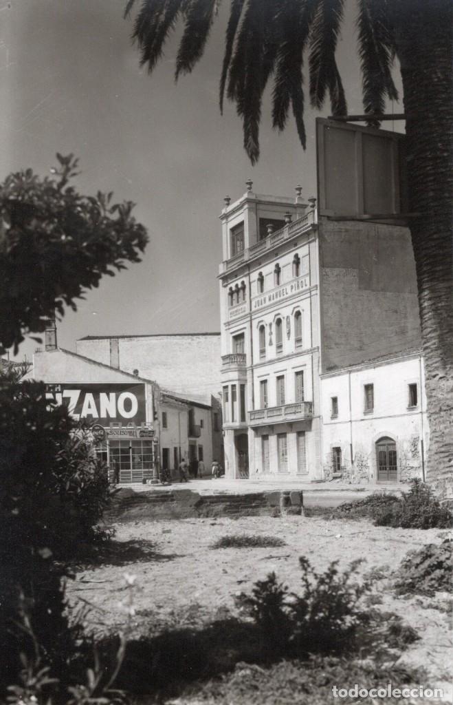CANET DE MAR. HOGAR DEL PRODUCTOR. ZINZANO. E.M. (Postales - España - Cataluña Moderna (desde 1940))