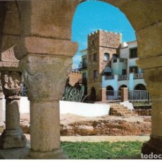 Postales: // E431 - POSTAL - RONDA DE BARA - TARRAGONA - ROC SAN CAYETANO. Lote 214150532