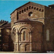 Postales: // E444 - POSTAL - SANT JOAN DE LES ABADESES - ABSIDE PRINCIPAL DEL MONASTERIO. Lote 214197117