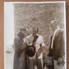 Postales: POSTAL FOTOGRAFICA CAPILLA DE SANT JAUME SANT CRISTOFOL (BARCELONA) 25 JULIO 1945 CAPELLAN. Lote 214455268