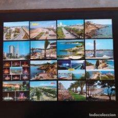 Postales: 16 POSTALES SALOU (TARRAGONA) AÑOS 60-70 (P15). Lote 214498731