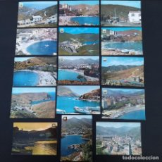Postales: 15 POSTALES PORT BOU (GIRONA) AÑOS 60-70 P336. Lote 214507042